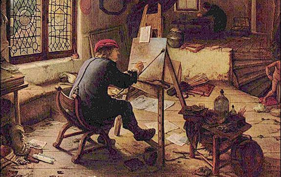 Искусство в средние века