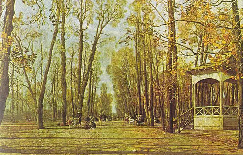 сочинение-по-картине-летний-сад-осенью-бродского